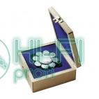Прижим Thorens Stabilizer Chrome in Wooden Box фото 2