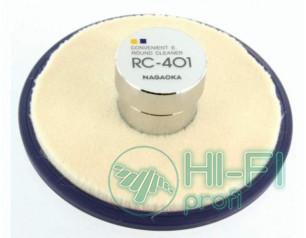 Прижим Nagaoka Round Cleaner RC 401