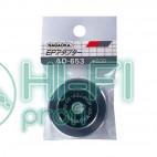 Адаптер для пластинок Nagaoka AE Adaptor 45RPM Alluminium фото 4