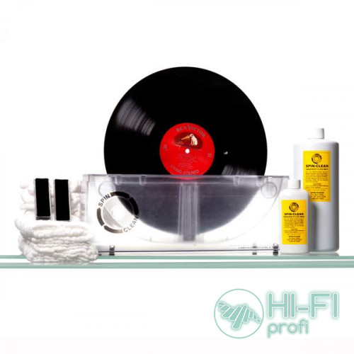Машина для чистки пластинок Pro-Ject SPIN-CLEAN RECORD WASHER MKII PACKAGE - LIMITED EDITION