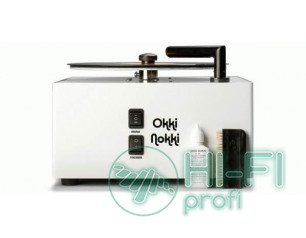 Машина для чистки платівок Okki Nokki RCM MK IV Record Cleaning Machine white