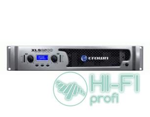 Підсилювач про-аудіо Crown XLS2500