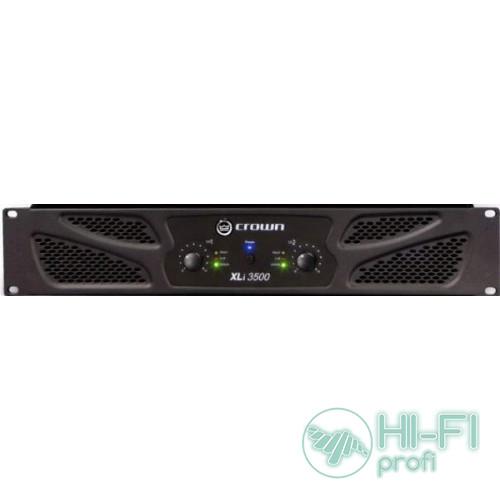 Підсилювач про-аудіо Crown XLi3500