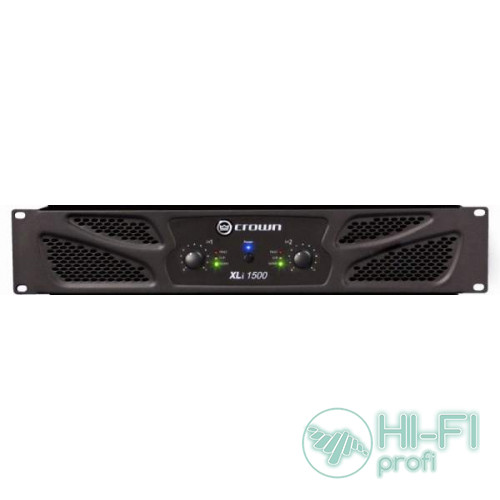 Усилитель про-аудио Crown XLi1500