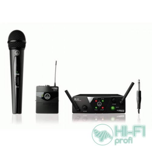 Мікрофон AKG WMS 40Mini 2 Mix