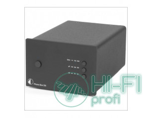 Фонокорректор Pro-Ject PHONO BOX DS - BLACK/
