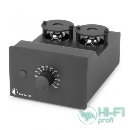 Фонокорректор Pro-Ject TUBE BOX DS - BLACK
