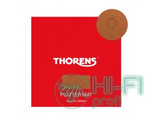 Антистатический мат Thorens DM207 (пробковое дерево / резина) для опорного диска..
