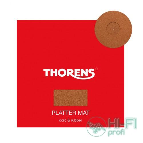 Антистатический мат Thorens DM207 (пробковое дерево / резина) для опорного диска