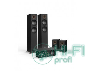 Акустична система 5.0 Jamo S 807 HCS Black
