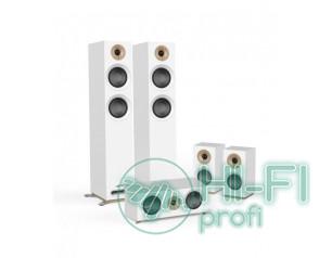 Акустична система 5.0 Jamo S 807 HCS White