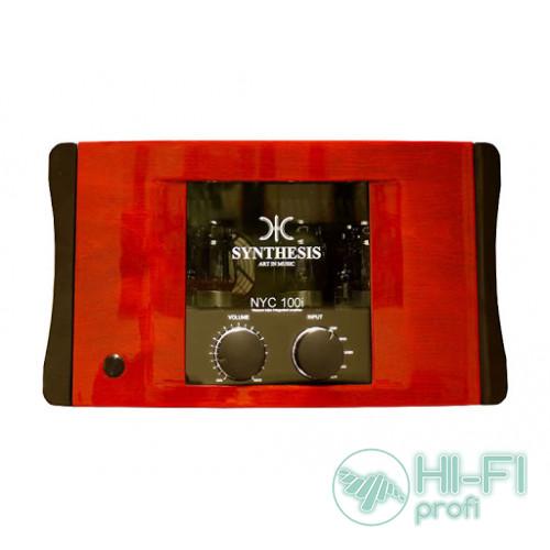 Интегральный усилитель Synthesis NYC100i 100W Dual Mono Integrated Amplifier