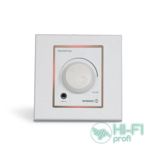Аудіо контролер і підсилювач WorkPro HOME AMP