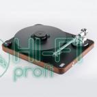 Проигрыватель виниловых дисков Clearaudio Concept  Active (MC) Black with wood фото 2