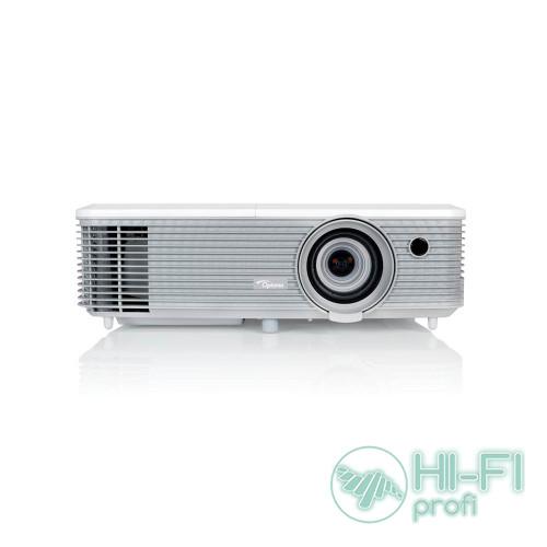 Видеопроектор Optoma W400+
