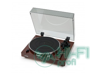 Програвач вінілових дисків Thorens TD 202 High gloss Walnut (TP72, USB, AT95E, Phono)