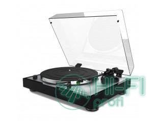 Програвач вінілових дисків Thorens TD 402 DD High gloss Black (Direct Dr, TP72, VM95E, AutoStop)