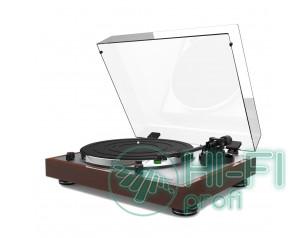 Програвач вінілових дисків Thorens TD 402 DD High gloss Walnut (Direct Dr, TP72, VM95E, AutoStop