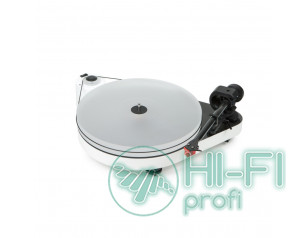 Проигрыватель винила Pro-Ject RPM 5 Carbon (2M Silver) - WHITE